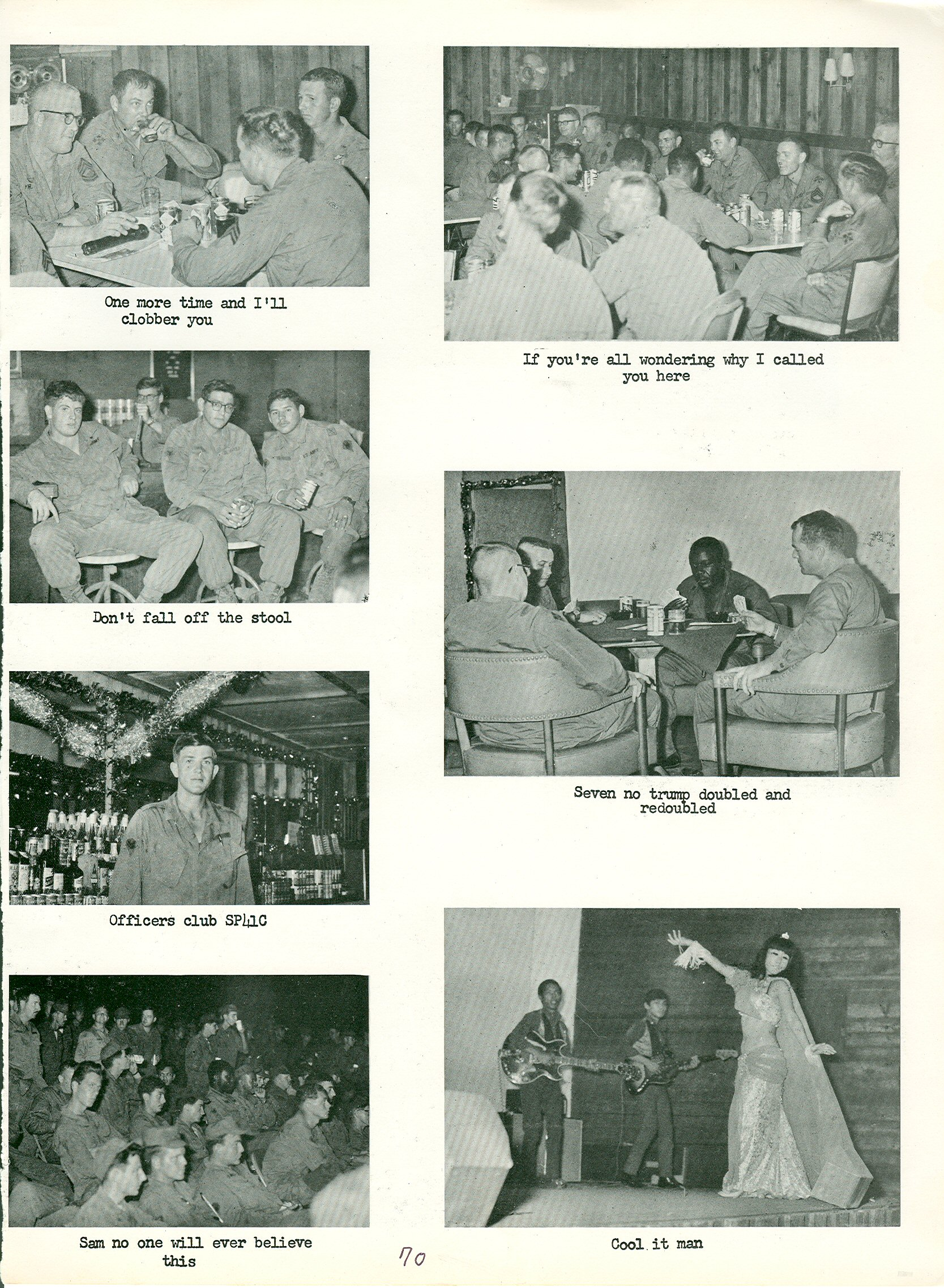 4th Avn Bn 1969 Yearbook